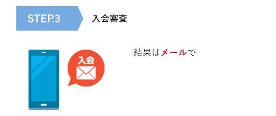 dカード_審査_ステップ3