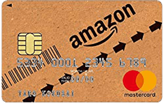 amazon_amazonカード